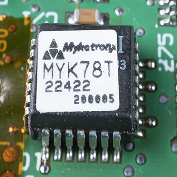 MYK-78T Clipper chip